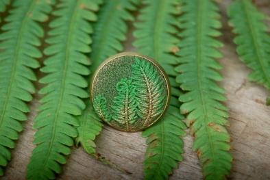 Кольцо дух леса